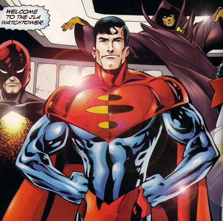 Kal Kent (DC One Million)