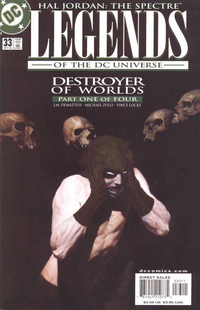 Legends of the DC Universe Vol 1 33