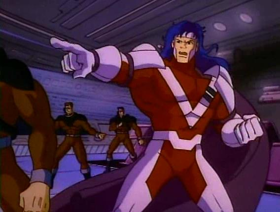 Majestros (WildC.A.T.s TV Series)