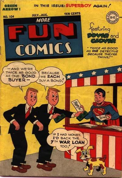 More Fun Comics Vol 1 104