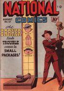 National Comics Vol 1 61