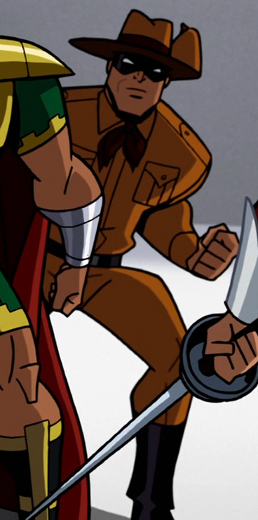 Ranger (The Brave and the Bold)