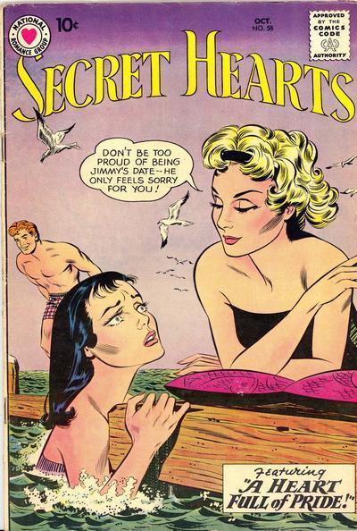 Secret Hearts Vol 1 58