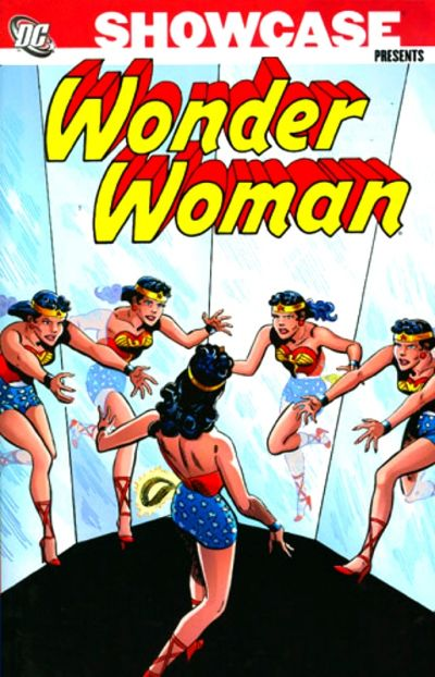 Showcase Presents: Wonder Woman Vol. 2 (Collected)