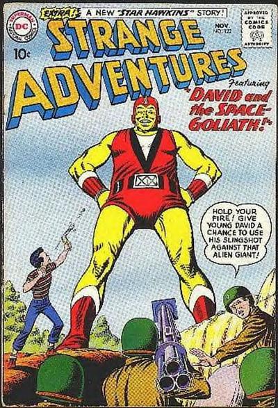 Strange Adventures Vol 1 122