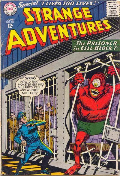Strange Adventures Vol 1 177