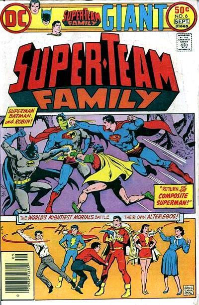 Super-Team Family Vol 1 6