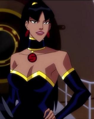 Mary Batson (Crisis on Two Earths: Crime Syndicate Earth)