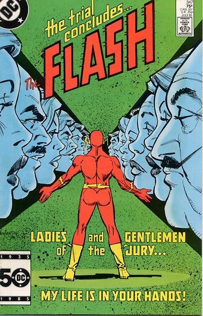 The Flash Vol 1 347