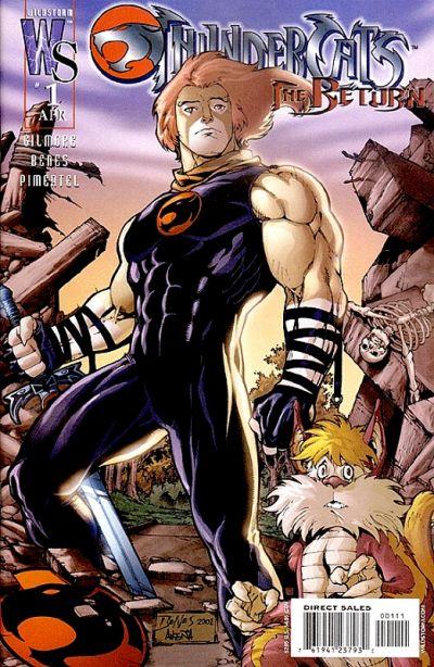 Thundercats: The Return Vol 1