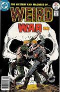 Weird War Tales Vol 1 52
