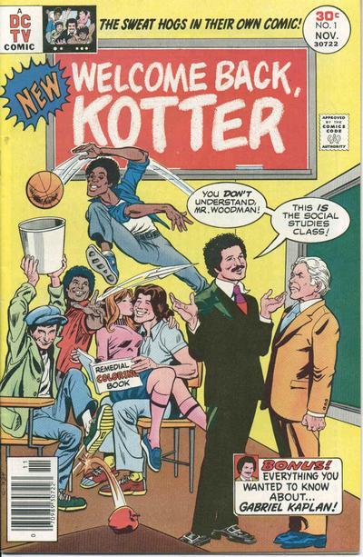 Welcome Back, Kotter Vol 1