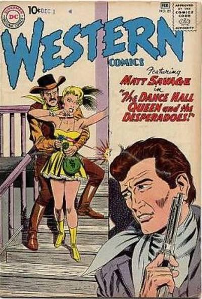 Western Comics Vol 1 85