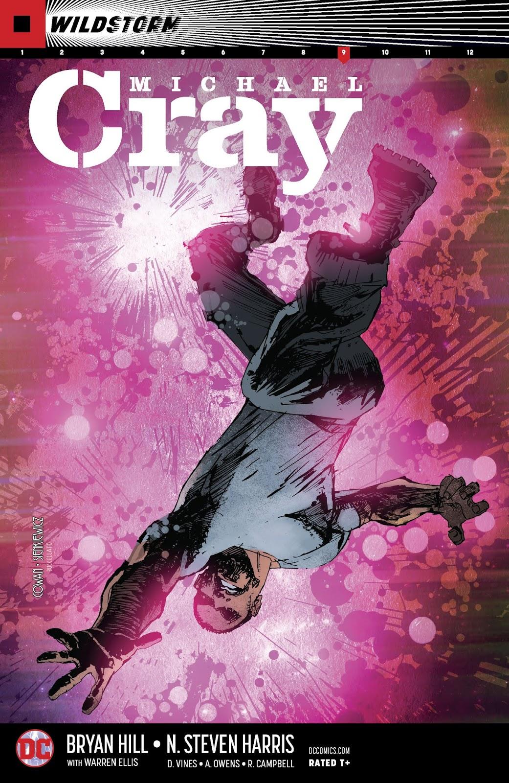 Wildstorm: Michael Cray Vol 1 9