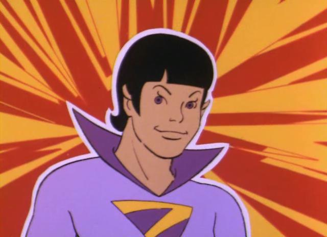 Zan (Super Friends)