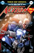 Action Comics Vol 1 968