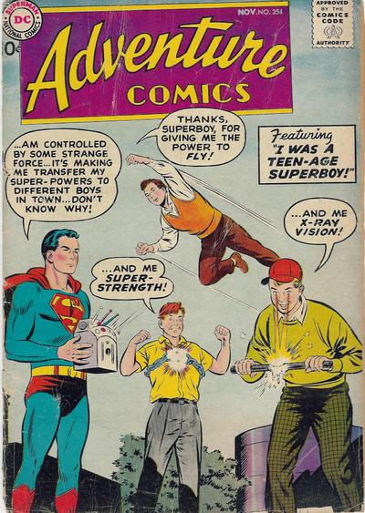 Adventure Comics Vol 1 254