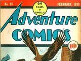 Adventure Comics Vol 1 35