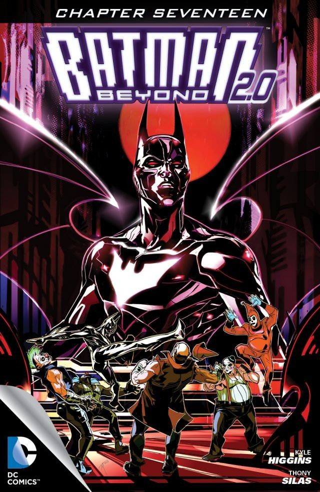 Batman Beyond 2.0 Vol 1 17 (Digital)