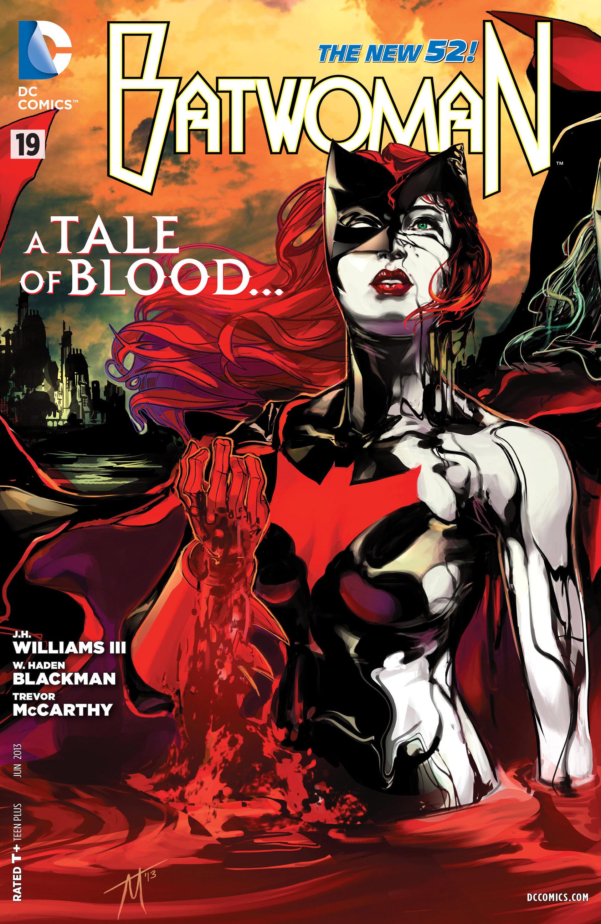 Batwoman Vol 2 19