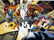 Captain Atom Brigade