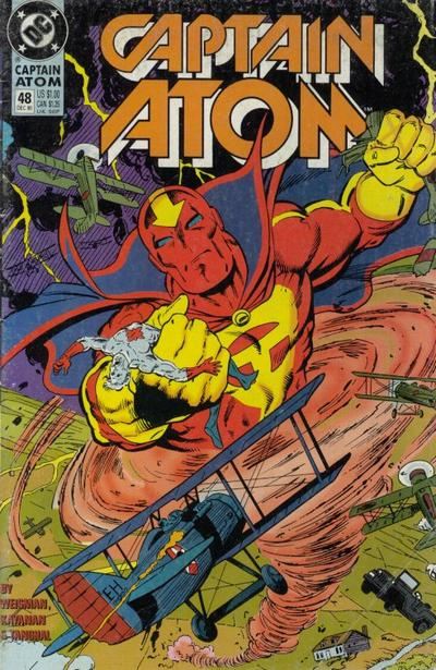 Captain Atom Vol 2 48
