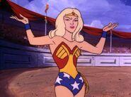 Cheetah Wonder Woman (Super Friends)