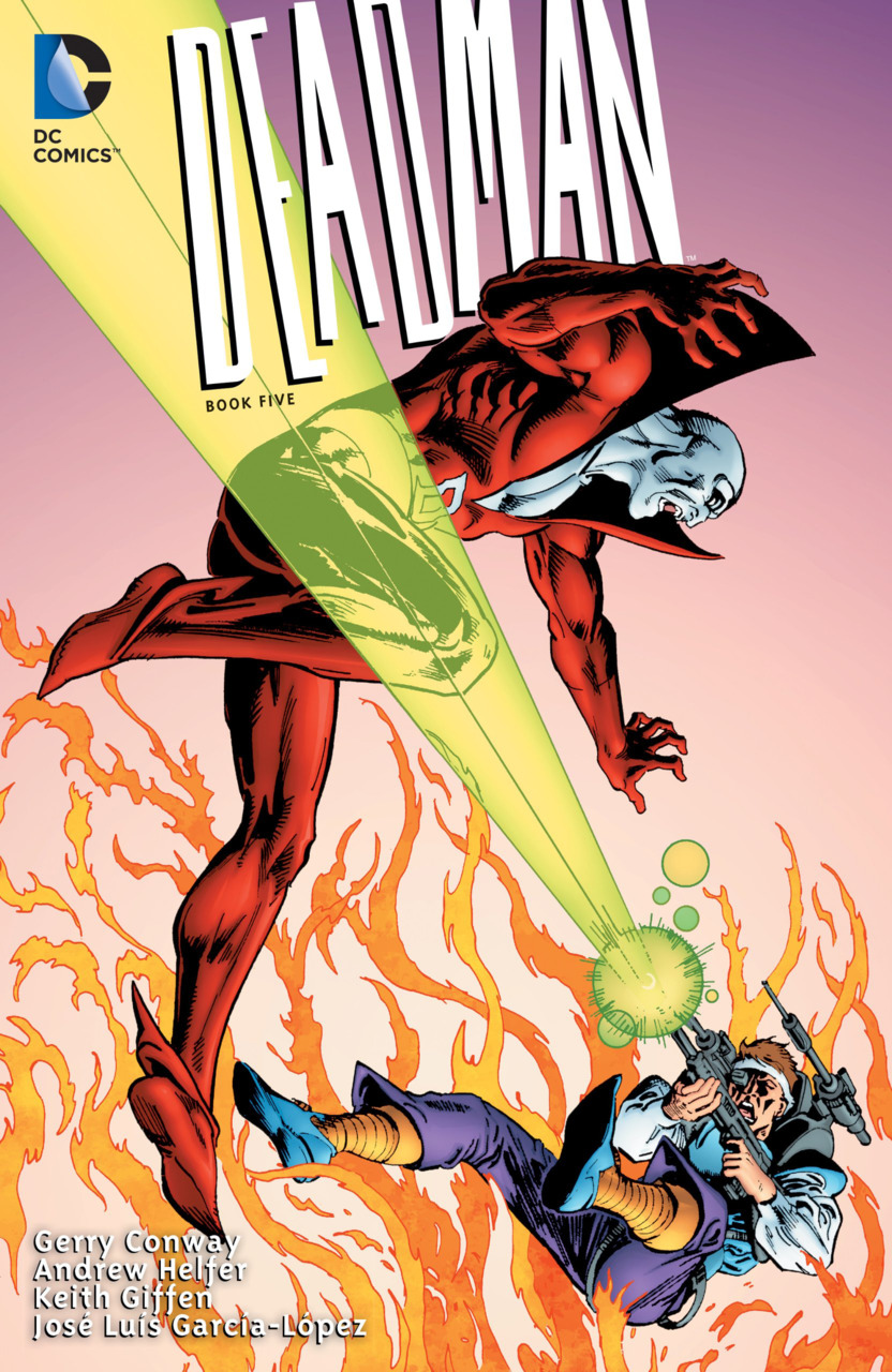 Deadman: Book Five (Collected)