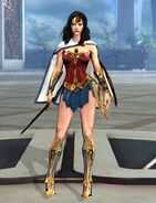 Diana of Themyscira DC Unchained 0001