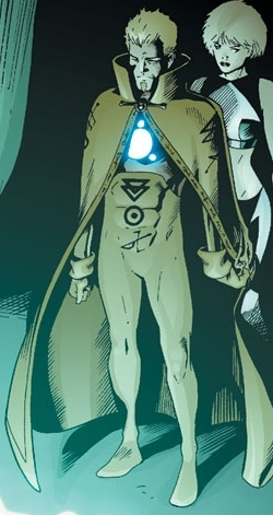 Jan Arrah (Earth-Prime)