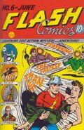 Flash Comics 6