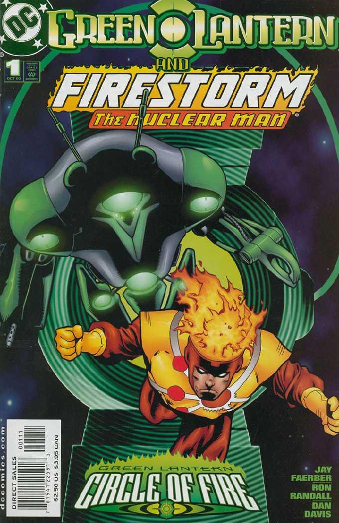 Green Lantern/Firestorm Vol 1 1