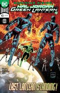Hal Jordan and the Green Lantern Corps Vol 1 43