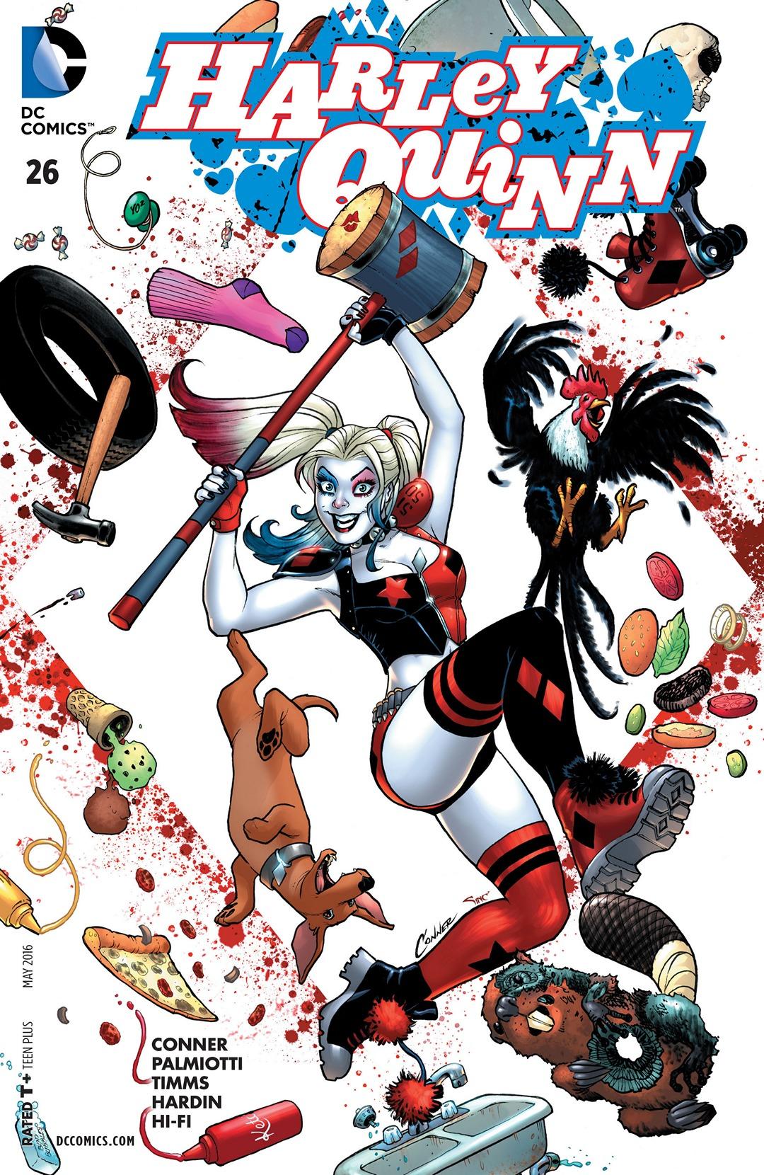 Harley Quinn Vol 2 26 Variant.jpg