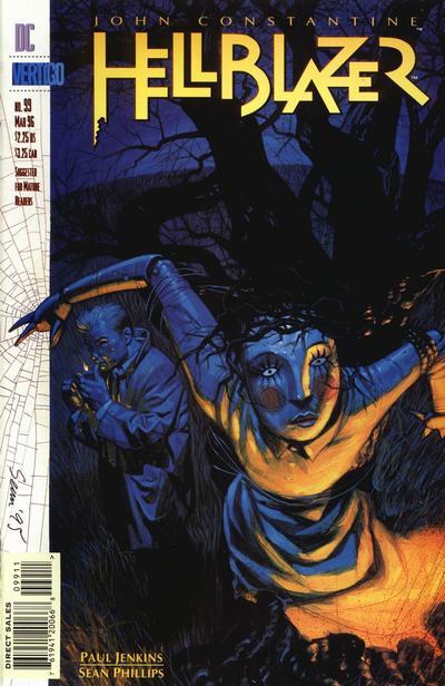 Hellblazer Vol 1 99