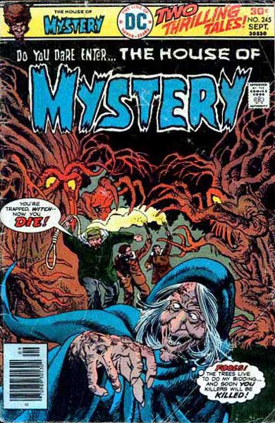 House of Mystery Vol 1 245