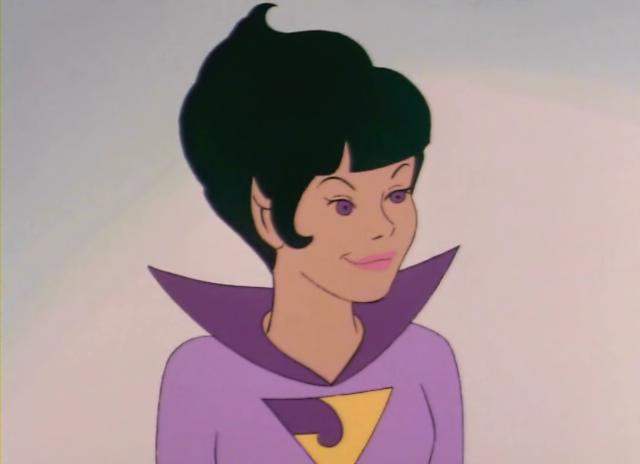 Jayna (Super Friends)
