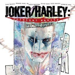 Joker/Harley: Criminal Sanity Secret Files Vol 1 1