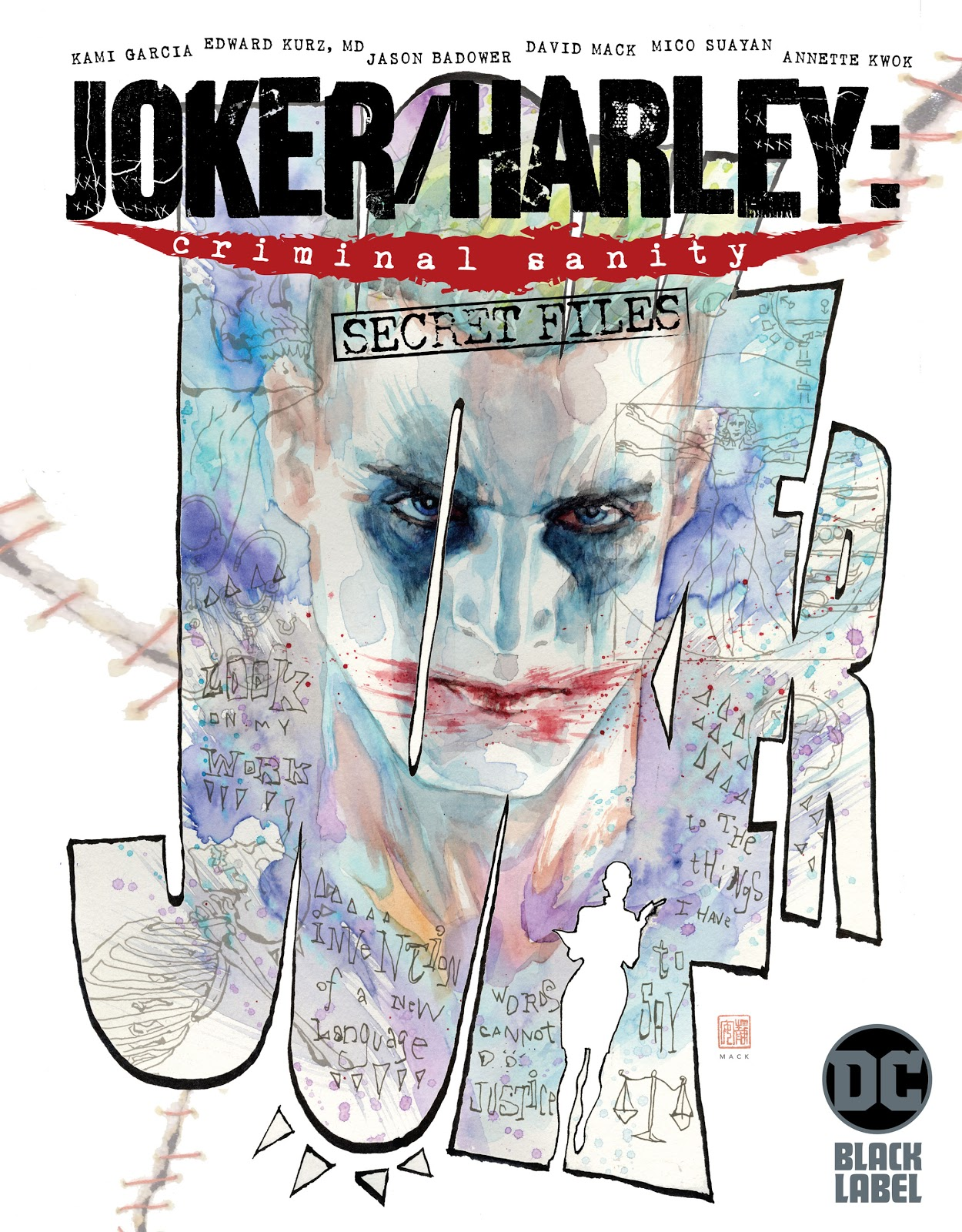 Joker/Harley: Criminal Sanity Secret Files Vol 1 1