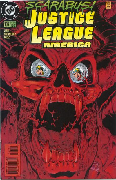Justice League America Vol 1 107