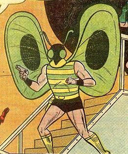 Moth (Earth-One)
