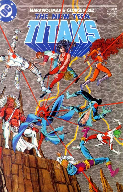 New Teen Titans Vol 2 3