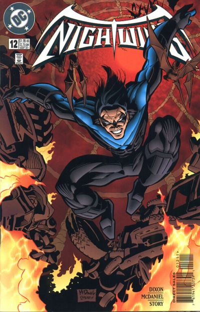 Nightwing Vol 2 12