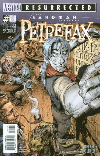 Vertigo Resurrected: The Sandman Presents: Petrefax Vol 1 1