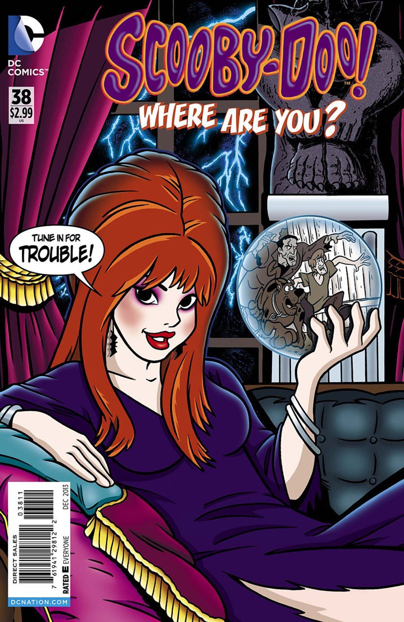Scooby-Doo, Where Are You? Vol 1 38