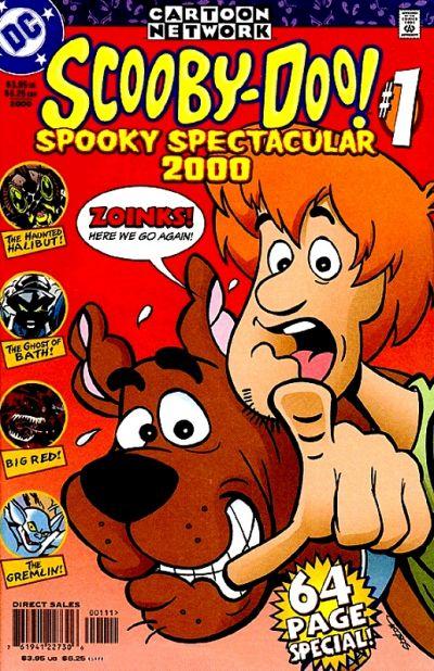 Scooby-Doo! Spooky Spectacular 2000 Vol 1 1