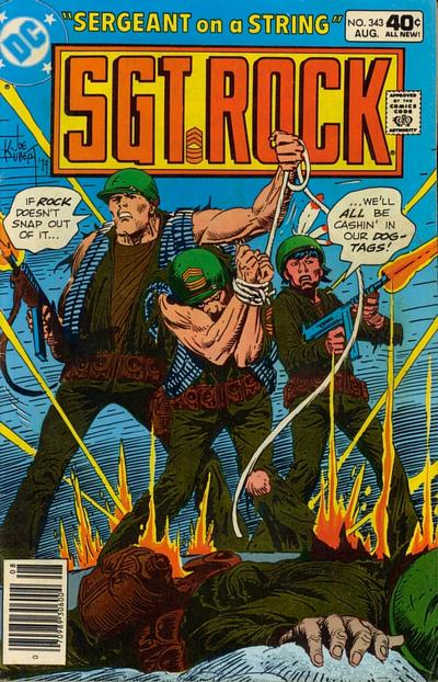 Sgt. Rock Vol 1 343