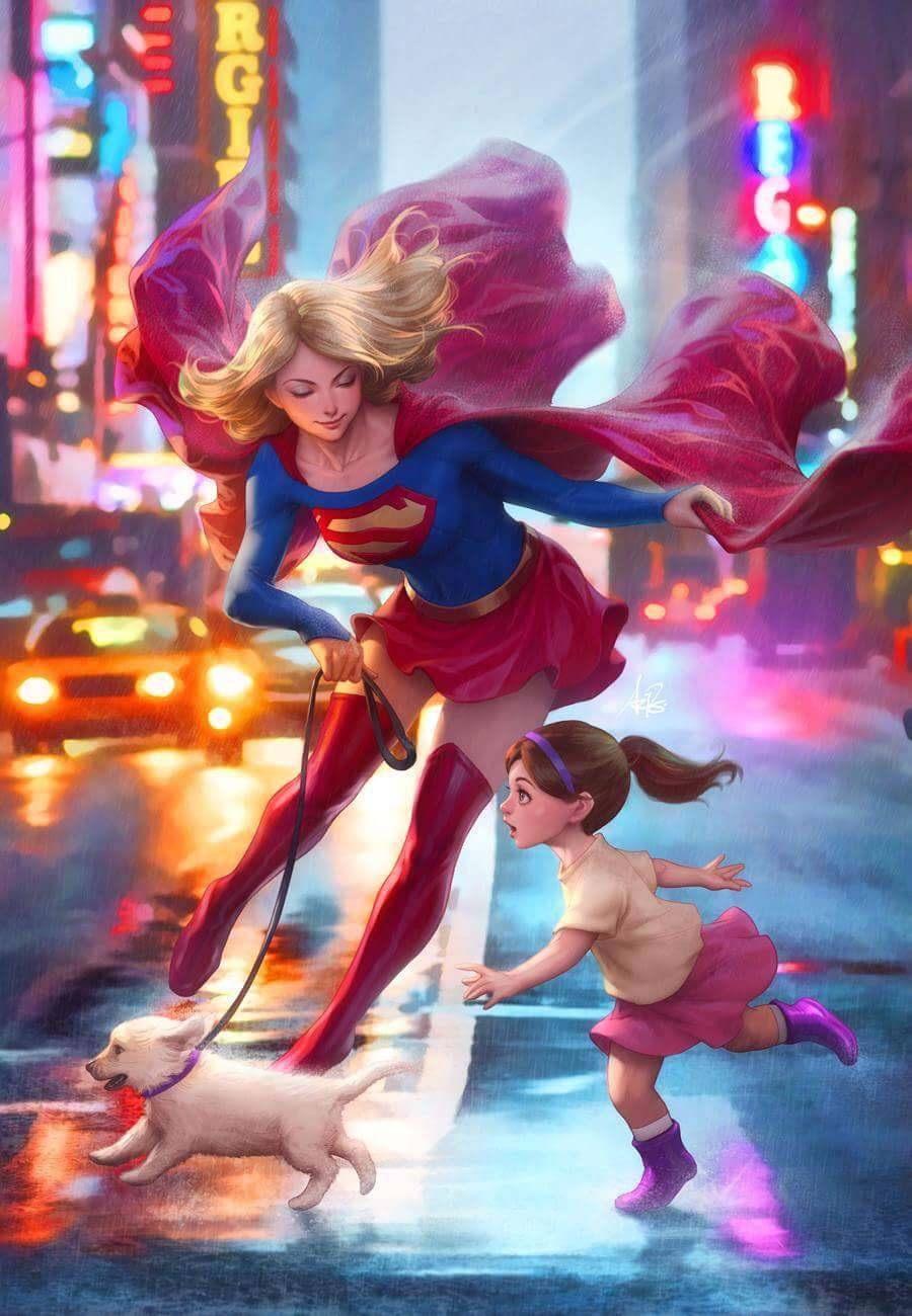 Supergirl Vol 7 17 Textless Variant.jpg