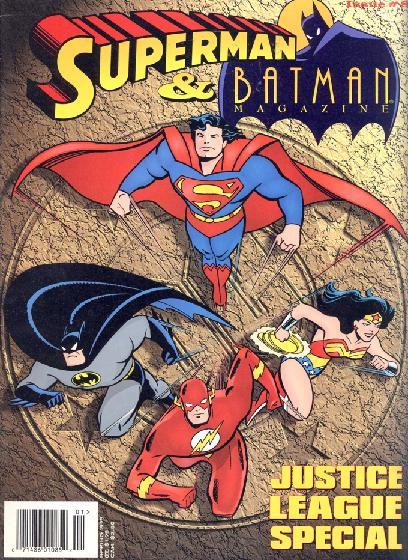 Superman & Batman Magazine Vol 1 8