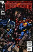Superman Batman Vampires Werewolves 4